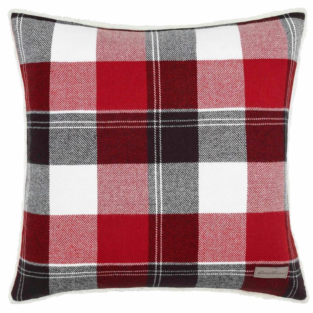 Red Lodge Throw Pillow - Eddie Bauer