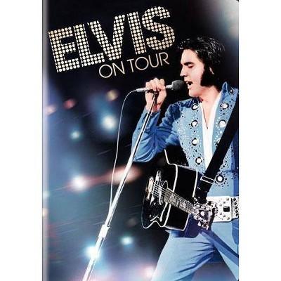 Elvis On Tour (DVD)(2010)