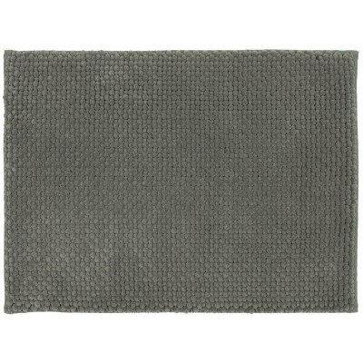 17 x24  Low Chenille Memory Foam Bath Rugs & Mats Radiant Gray - Threshold™