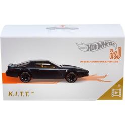 Hot Wheels id Knight Rider K.I.T.T