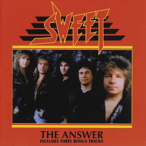 Sweet - Answer (Vinyl) - image 1 of 1