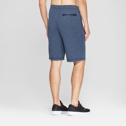 07172685562e Men s Heathered Soft Touch Shorts - C9 Champion® Railroad Gray Heather XXL    Target