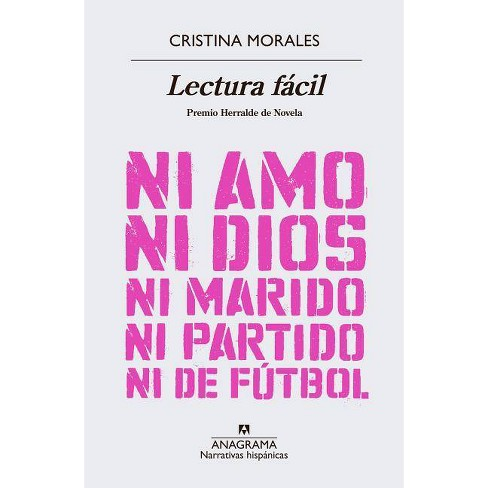 Lectura Facil - by  Cristina Morales (Paperback) - image 1 of 1