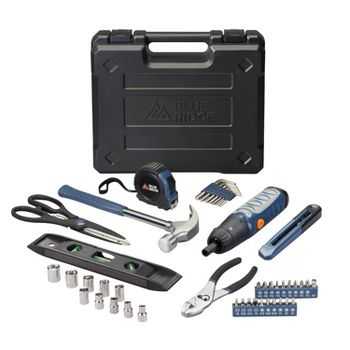 47-Pieces Blue Ridge Tools Household Tool Kit