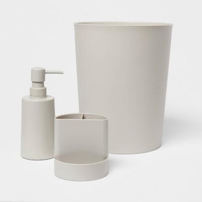 Bath Coordinates Bundle Gray - Room Essentials™