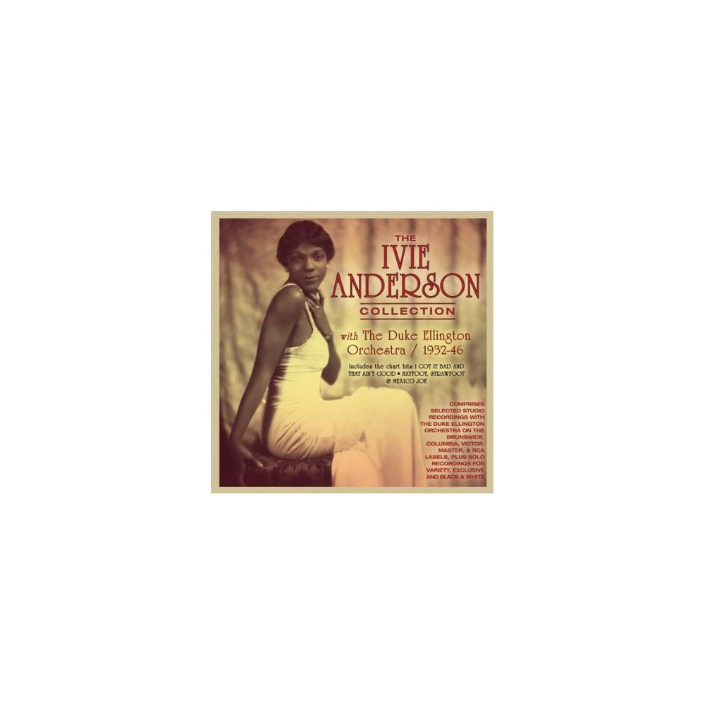 Ivie Anderson - Ivie Anderson Collection:1932-1946 (CD)