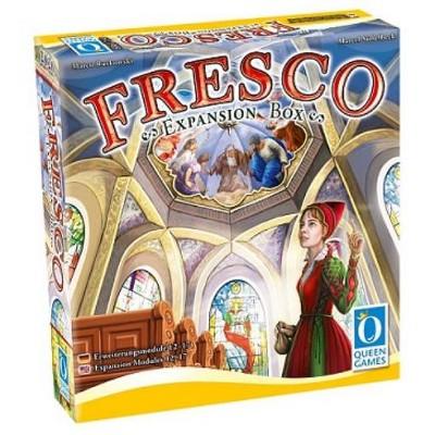 Fresco Expansion Box - Modules #12-17 Board Game