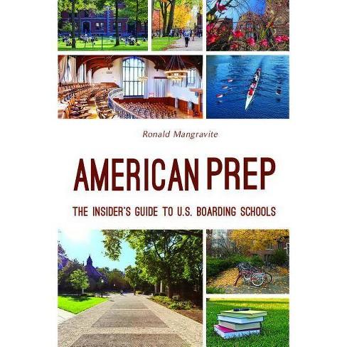 American Prep - by  Ronald Mangravite (Paperback) - image 1 of 1