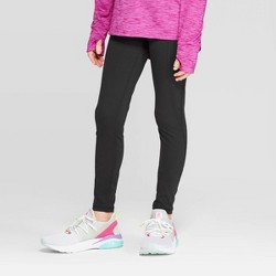 Girls' Super Soft Performance Leggings With Pockets - C9 Champion®