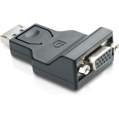 Comprehensive DisplayPort Male to VGA Female Adapter - 1 x DisplayPort Male Digital Audio/Video - 1 x HD-15 Female VGA - 1920 x 1200 Supported