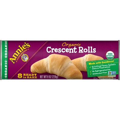 Annie's Organic Crescent Rolls - 8oz/8ct