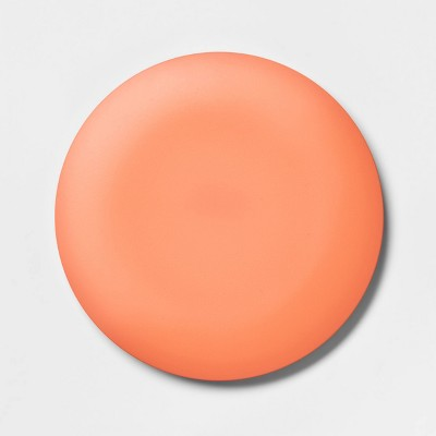 heyday™ Qi Wireless Soft Touch 5W Charging Puck - Coral