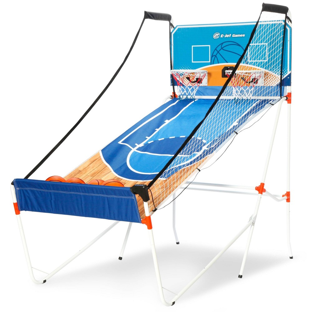 E Jet Sports Basketball Arcade Sports Set