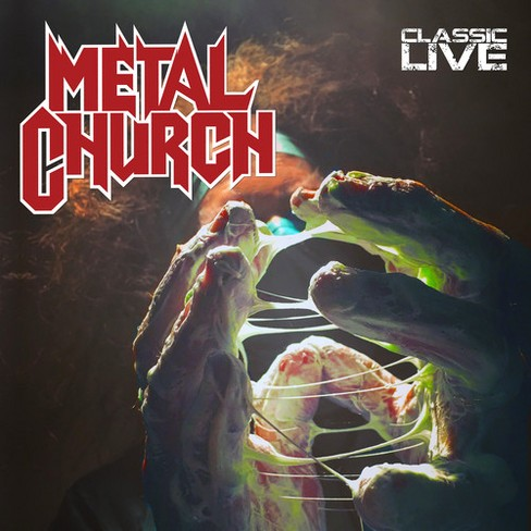 Metal Church - Classic Live (CD) - image 1 of 1