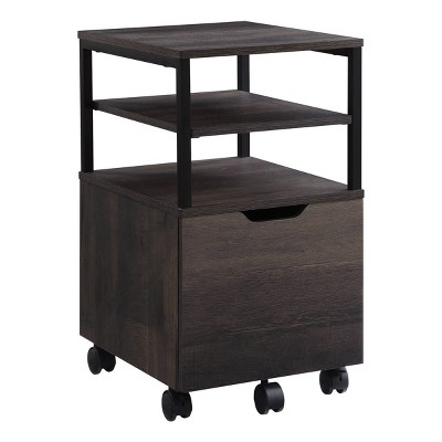 Contemporary Mobile Cart - OSP Home Furnishings