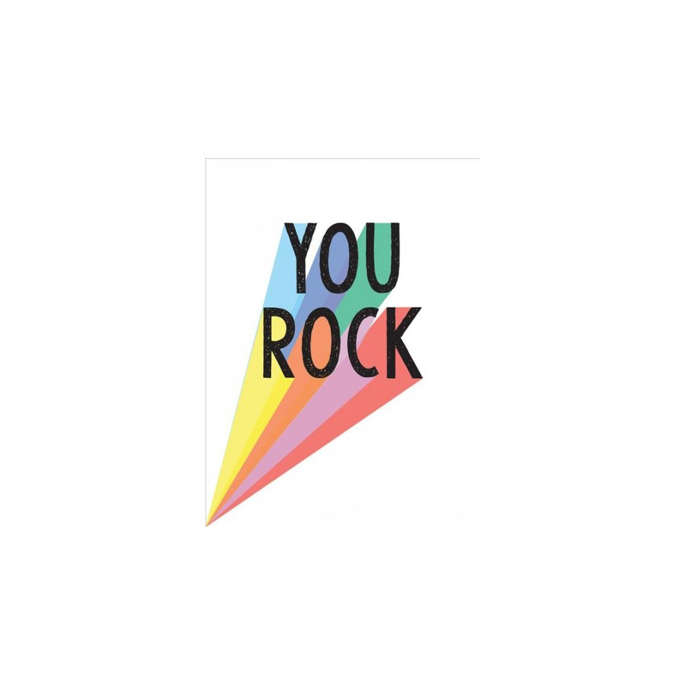 You Rock - (Hardcover), Books