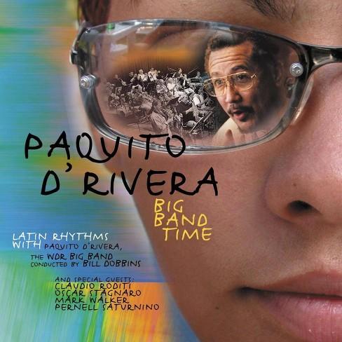 Paquito D'Rivera - Big Band Time (CD) - image 1 of 1