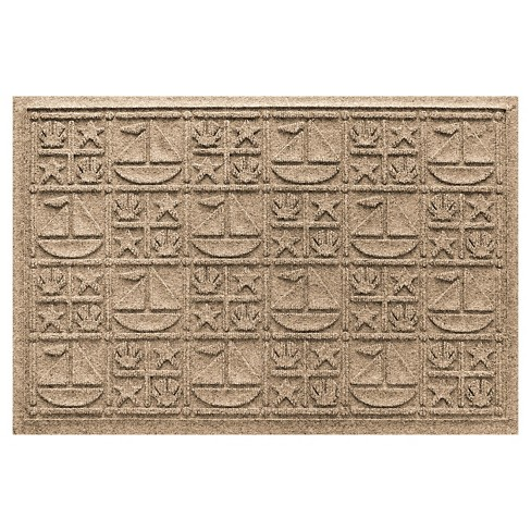 Aqua Shield Nautical Floormat - image 1 of 2