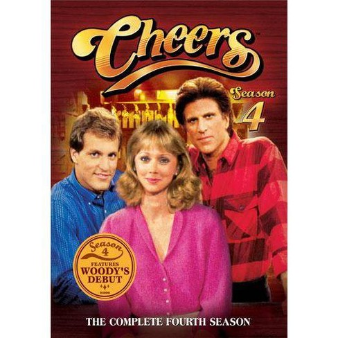 Cheers: The Complete Fourth Season (DVD) - image 1 of 1
