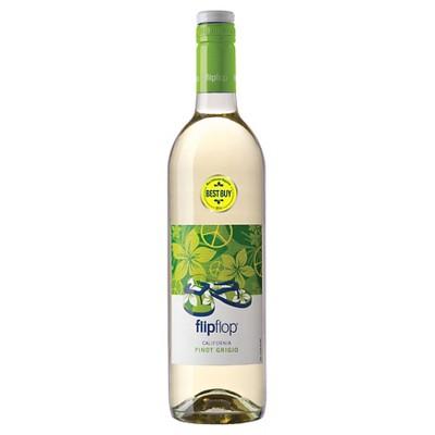 Flip Flop Pinot Grigio White Wine - 750ml Bottle