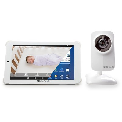Baby Delight 7  HD WiFi Video Baby Monitor