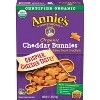 Annie's Cheddar Bunnies Baked Snack Crackers - 7.5oz - image 2 of 3
