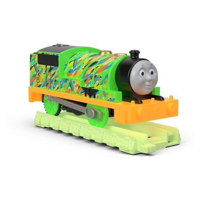Thomas & Friends TrackMaster Hyper Glow Percy Engine