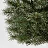 7ft Unlit Slim Artificial Christmas Tree Evergreen Virginia Pine - Wondershop™ - image 3 of 3