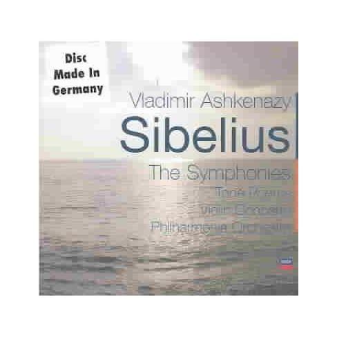 Sibelius - Sibelius:The Symphonies/Tone Poems (CD) - image 1 of 1