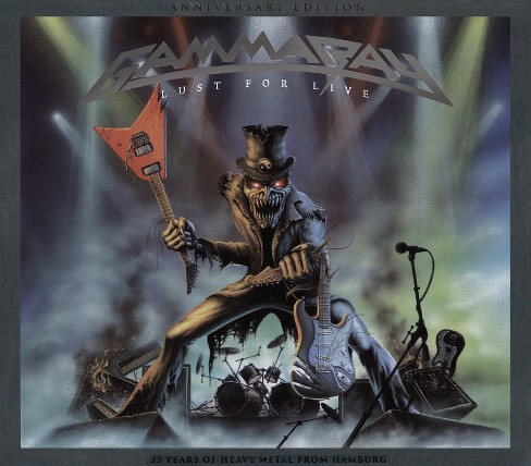 Gamma ray - Lust for love (CD) - image 1 of 1