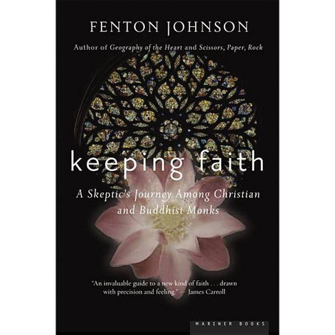 Keeping Faith - by  Fenton Johnson (Paperback) - image 1 of 1
