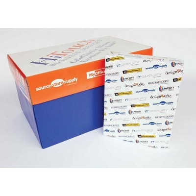 HiTouch Business Services Copy Paper 99 Bright 20 lb 11 x 17 2.5M SH/CT MOPREPORT17