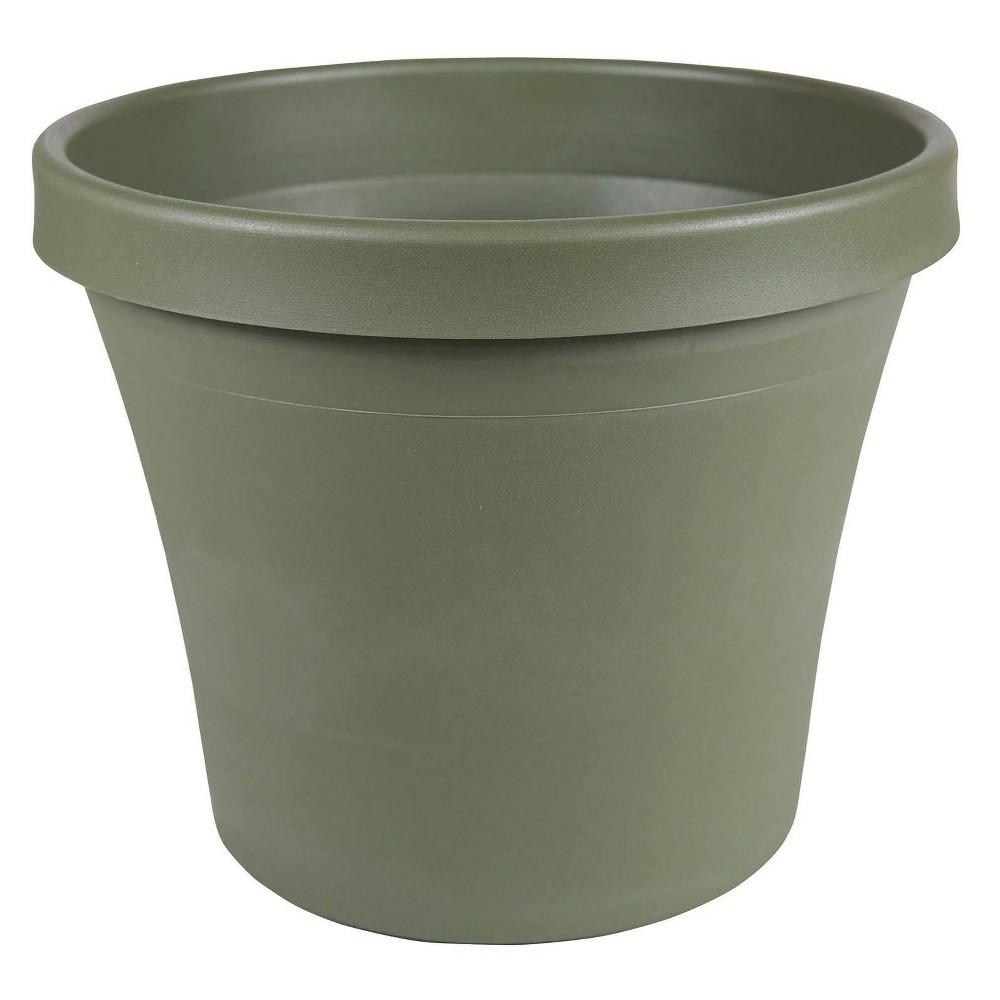 "Image of ""4"""" Terra Pot Planter - Living Green - Bloem"""