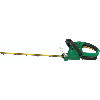 """Weed Eater 16"""" Dual Action Battery-Powered Hedge Trimmer with Battery/Charger"""