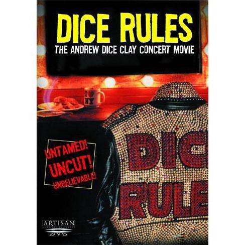 Dice Rules (DVD) - image 1 of 1