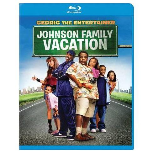 Johnson Family Vacation Full Movie >> Johnson Family Vacation Blu Ray Target