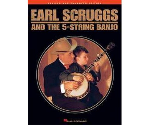 Earl Scruggs And The 5-String Banjo (Revised) (Paperback) - image 1 of 1