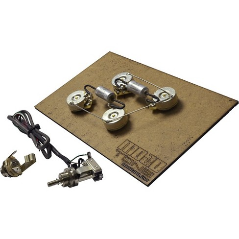 Mojotone Pre-Wired Les Paul Short Shaft Wiring Kit - image 1 of 1