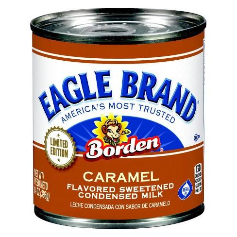 Eagle Brand Caramel Condensed Milk 14oz - image 1 of 1