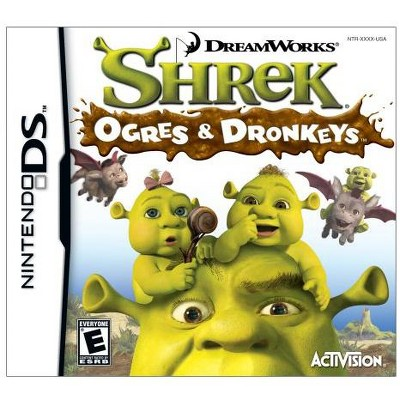 Shrek the Third: Ogres and Donkeys NDS