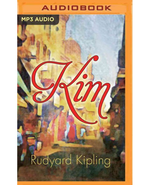 Kim (MP3-CD) (Rudyard Kipling) - image 1 of 1