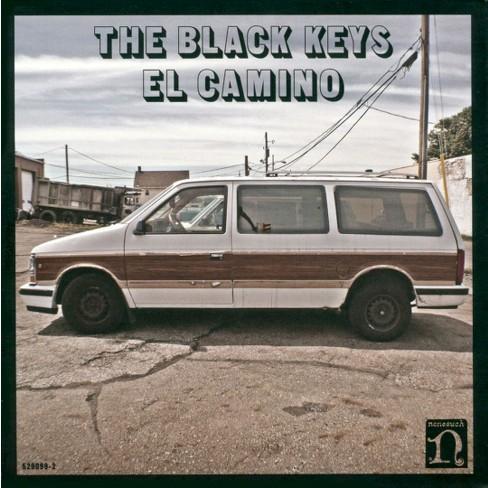 The Black Keys - El Camino (CD) - image 1 of 2