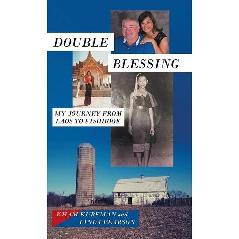Double Blessing - by  Kham Kurfman & Linda Pearson (Hardcover) - image 1 of 1