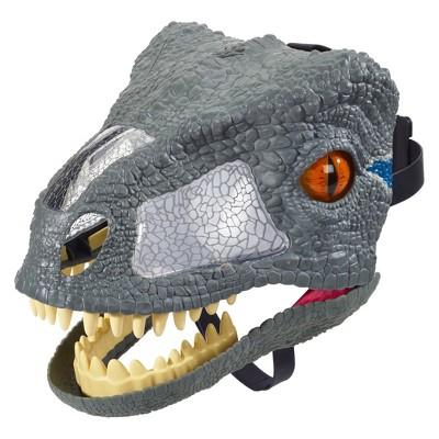 """Jurassic World Velociraptor """"Blue"""" Chomp N Roar Mask"""