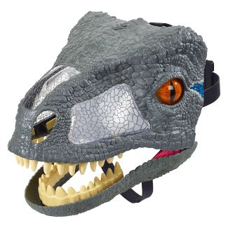 "Jurassic World Velociraptor ""Blue"" Chomp N Roar Mask"