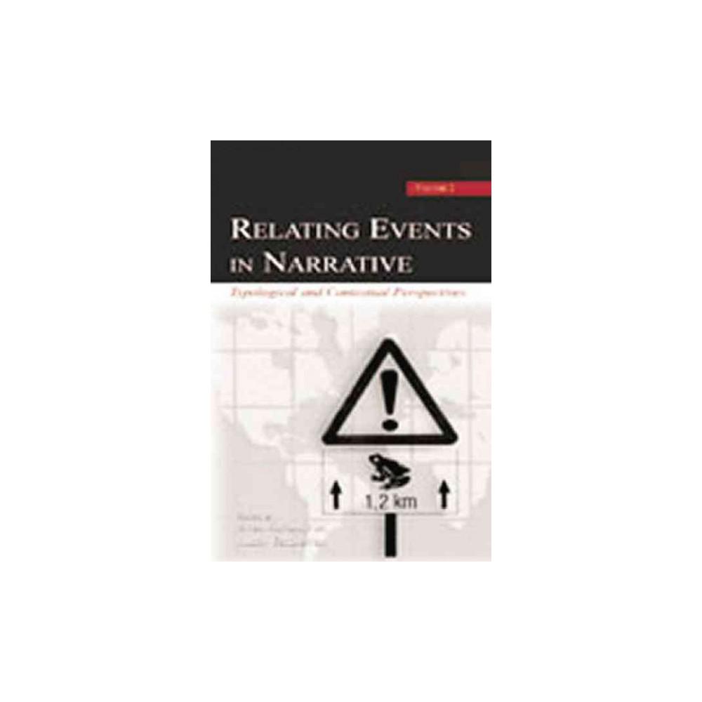 Relating Events Narrative Set - (Paperback)