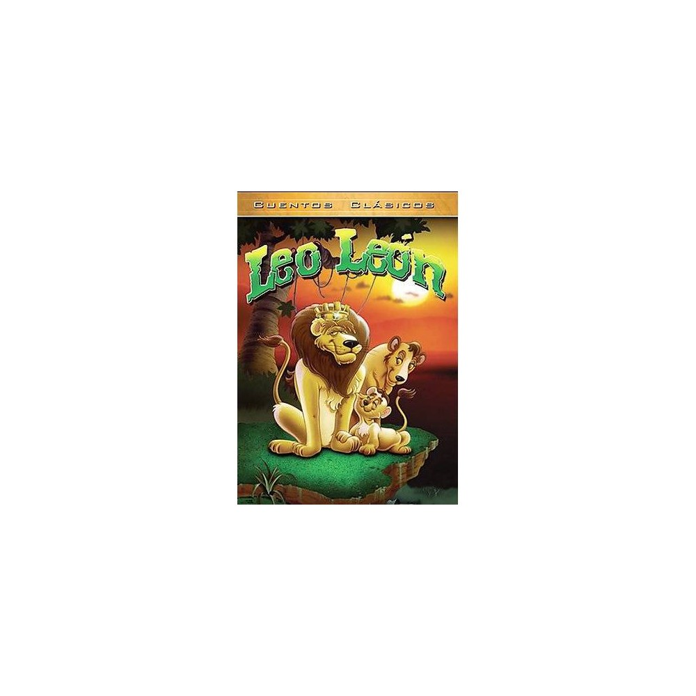 Leo The Lion (Dvd), Movies