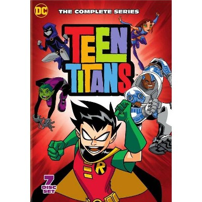 Teen Titans: The Complete Series (DVD)