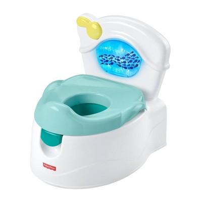 Fisher-Price Sea Me Flush Potty Chair