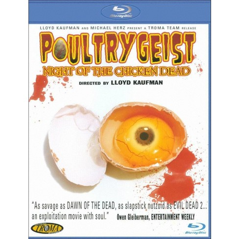 Poultrygeist: Night Of The Chicken Dead (Blu-ray) - image 1 of 1